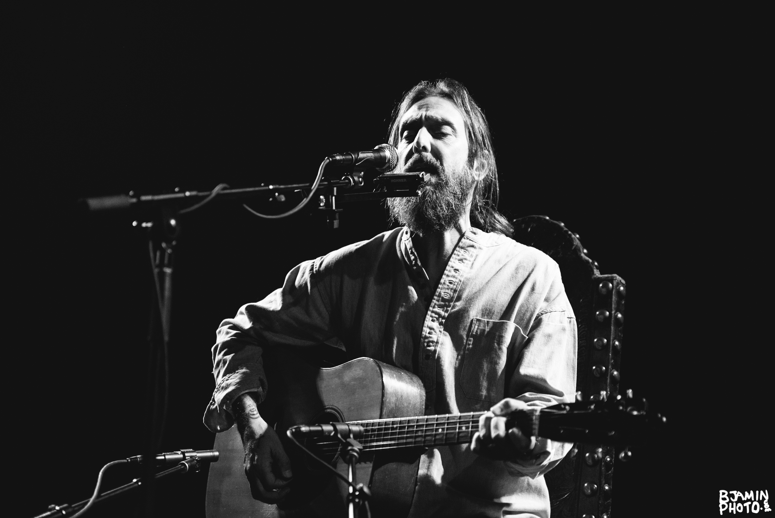 Chris Robinson delivers chills at The Chapel – Showbams