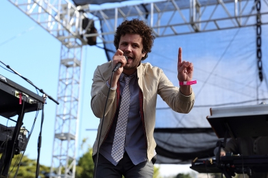 SF Oysterfest 2017 - Passion Pit
