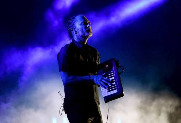 Best of 2017 - Radiohead