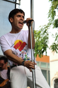 20th Street Block Party 2017 - Neon Indian