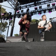 Outside Lands 2017 - Sleigh Bells