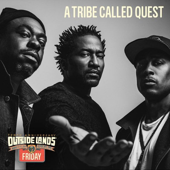 Outside Lands 2017 - A Tribe Called Quest