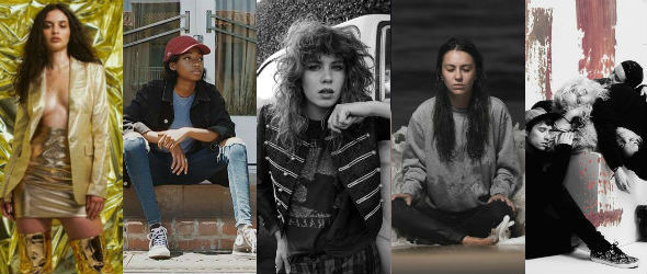 Sabrina Claudio, Little Simz, Grace Mitchell, Amy Shark & TRANSVIOLET