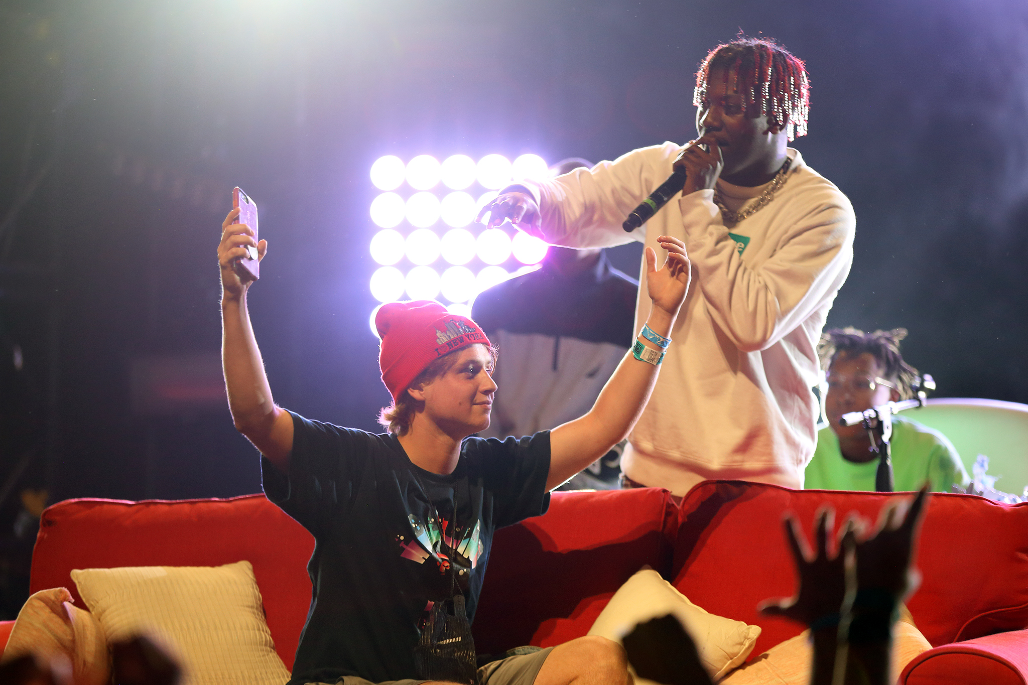 Lil Yachty Continues To Carve Out His Own Path In Sf Showbams