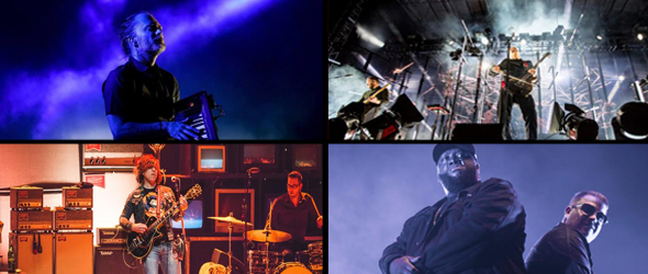 Best live shows of 2017 - Radiohead, Sigur Rós, Ryan Adams & Run the Jewels - featured