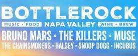 BottleRock - 2018 lineup
