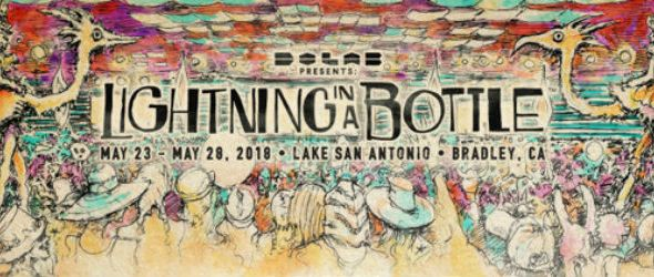 Lightning in a Bottle - 2018 lineup
