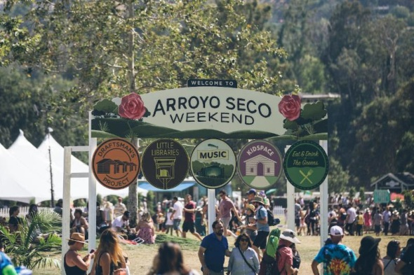 Arroyo Seco Weekend 2017