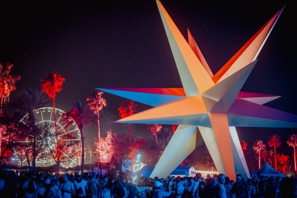 Coachella 2018 - SUPERNOVA