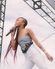 Smokin Grooves Fest 2018 - Ravyn Lenae
