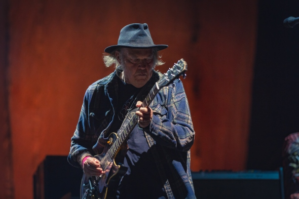 Arroyo Seco Weekend 2018 - Neil Young + Promise of the Real