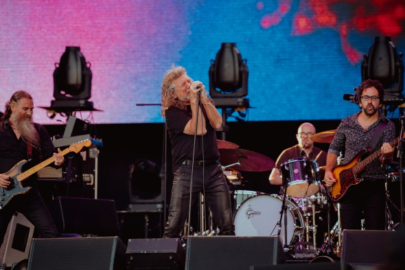 Arroyo Seco Weekend 2018 - Robert Plant and the Sensational Space Shifters