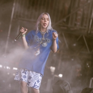 Outside Lands 2018 - Billie Eilish