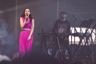 Outside Lands 2018 - CHVRCHES