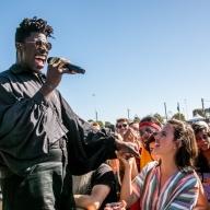 Treasure Island Music Festival 2018 - Moses Sumney