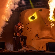 Treasure Island Music Festival 2018 - A$AP Rocky