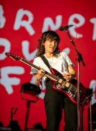 Treasure Island Music Festival 2018 - Courtney Barnett