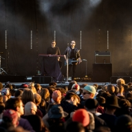 Treasure Island Music Festival 2018 - Cigarettes After Sex