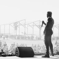 Treasure Island Music Festival 2018 - JPEGMAFIA