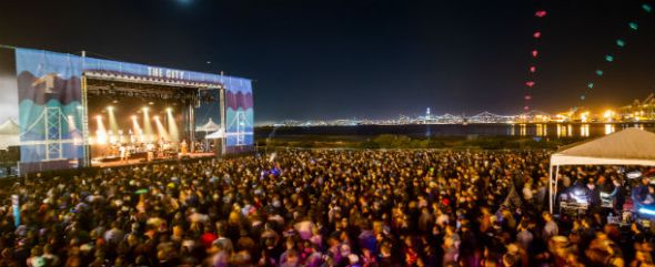 Treasure Island Music Festival 2018 - Jungle