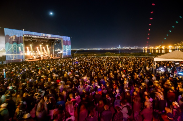 Treasure Island Music Festival 2018 - Jungle