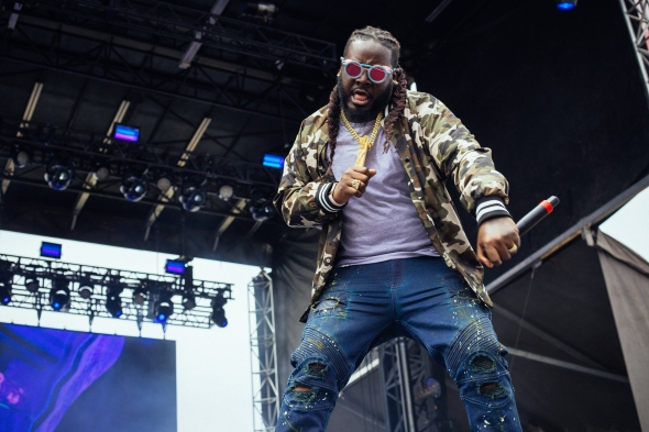 Smokin Grooves Fest 2019 - T-Pain