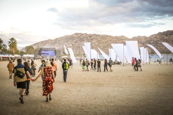 Desert Daze 2019 - David Evanko