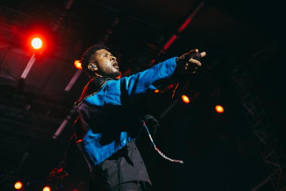 Best of 2019 - Usher