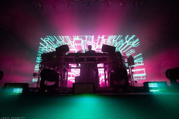 The Chemical Brothers at Shrine Expo Hall - Josh Herwitt